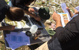 Citizen Scientist ERSE - Scientists in the river - Toscana